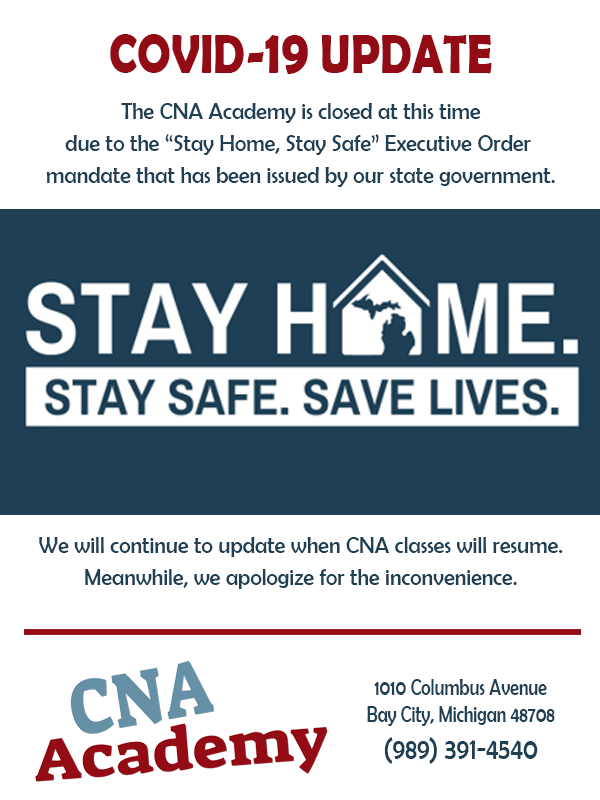 Stay at Home Exec Order