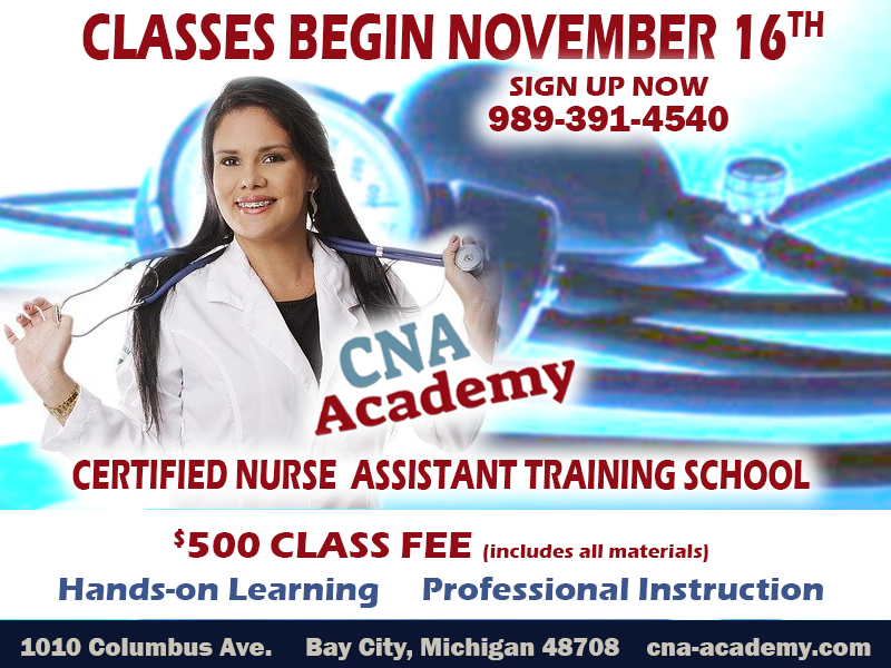 CNA ACADEMY - Hands On Learning 11-17